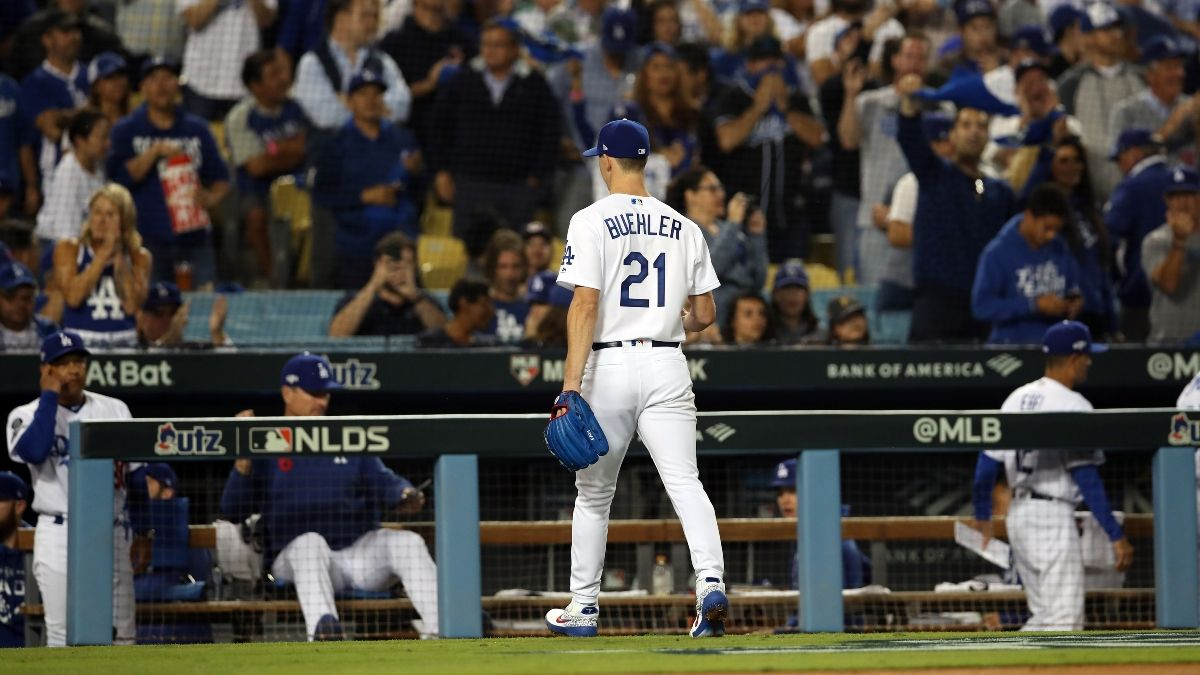 2020 MLB AL and NL Cy Young Betting Odds and Picks: Can Walker Buehler Challenge Jacob deGrom? article feature image