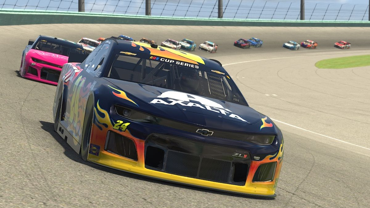 NASCAR iRacing at Texas: Using Betting Odds to Make O'Reilly Auto Parts 125 DraftKings Pool Picks article feature image