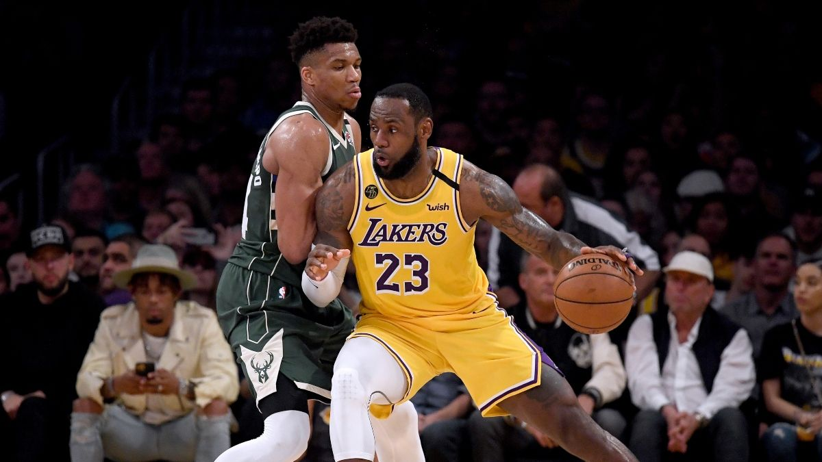 NBA King of the Hill Tournament: Betting Odds & Props for Tuesday's Championship Game article feature image
