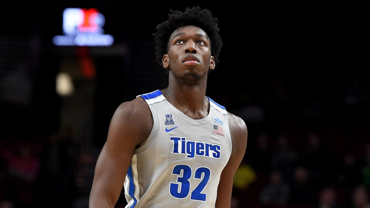 2020 NBA Draft Odds: James Wiseman Becomes Favorite to Go First Overall article feature image