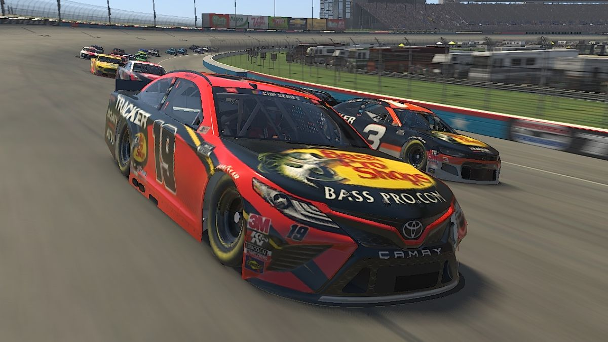 NASCAR iRacing at Talladega Odds, Prop Picks: The Longshot Drivers to Bet for Top-3 Finishes article feature image