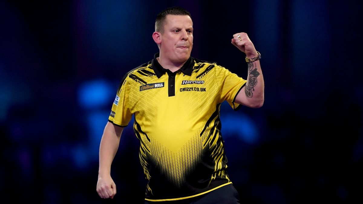 PDC Home Tour Darts Betting Odds, Preview and Picks for Day 3 (Sunday, April 19) article feature image
