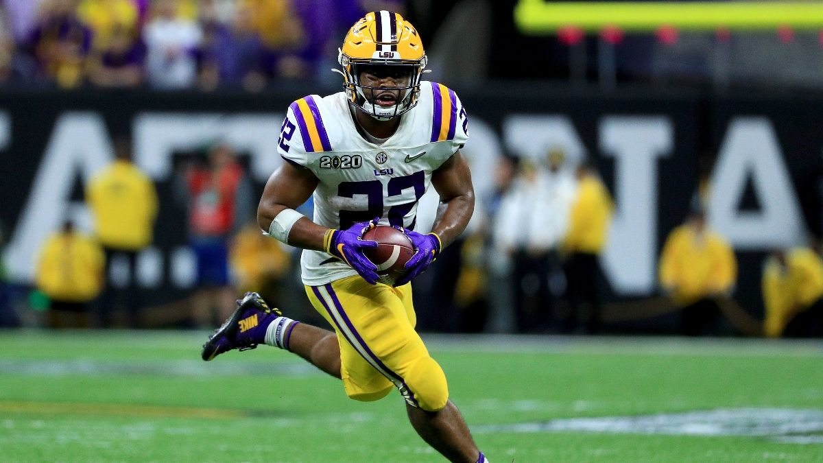 Projecting Chiefs RB Clyde Edwards-Helaire For Dynasty Rookie Drafts article feature image