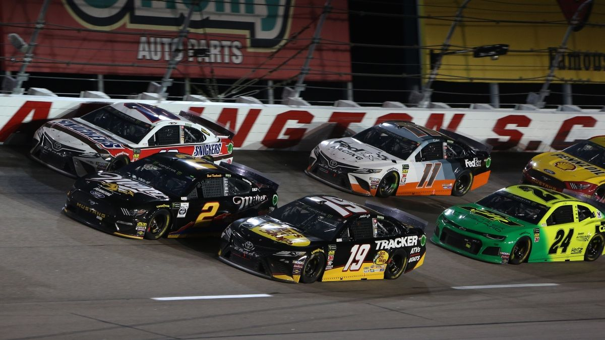 When Will NASCAR Return? Reports and Rumors Detail a Potential May Restart article feature image