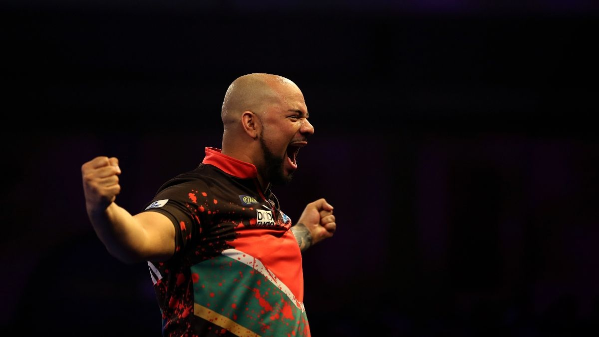 PDC Home Tour Darts Betting Odds, Preview and Picks for Day 5 (Tuesday, April 21) article feature image