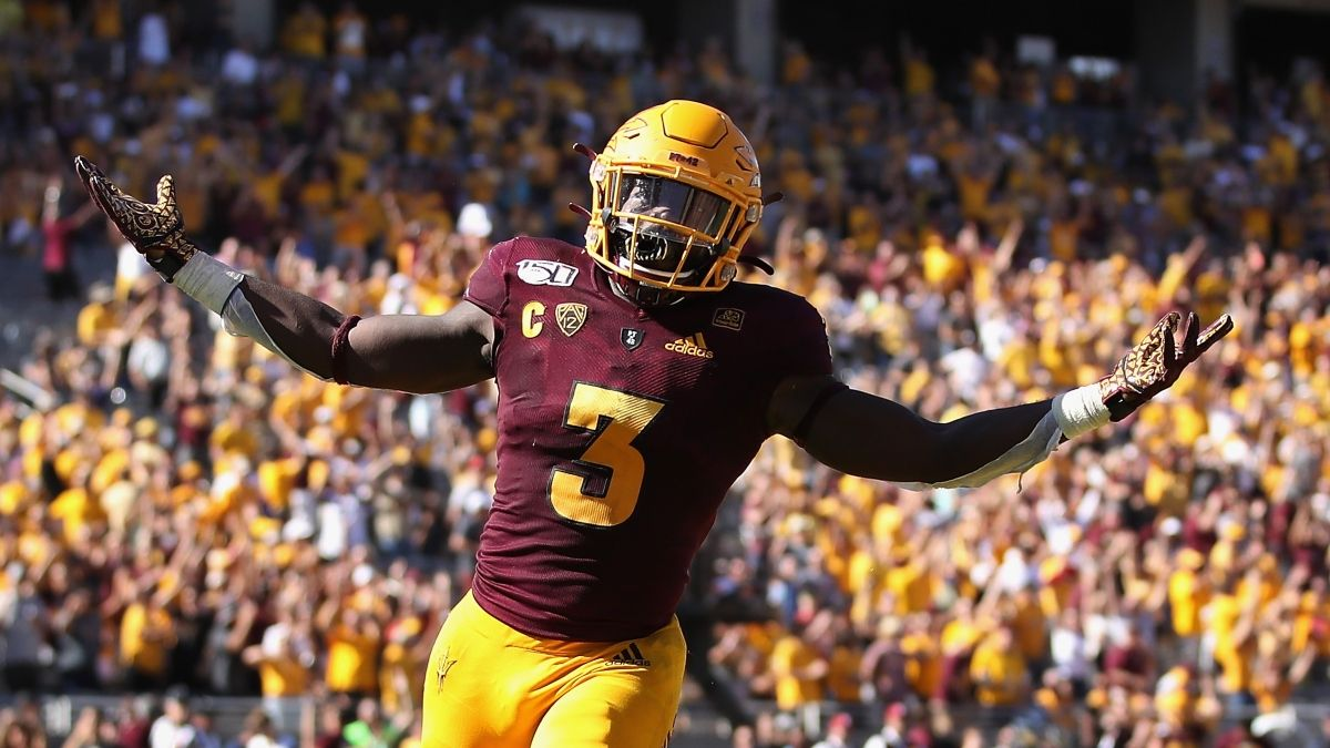 Why I Wouldn't Take Eno Benjamin In Dynasty Rookie Drafts article feature image