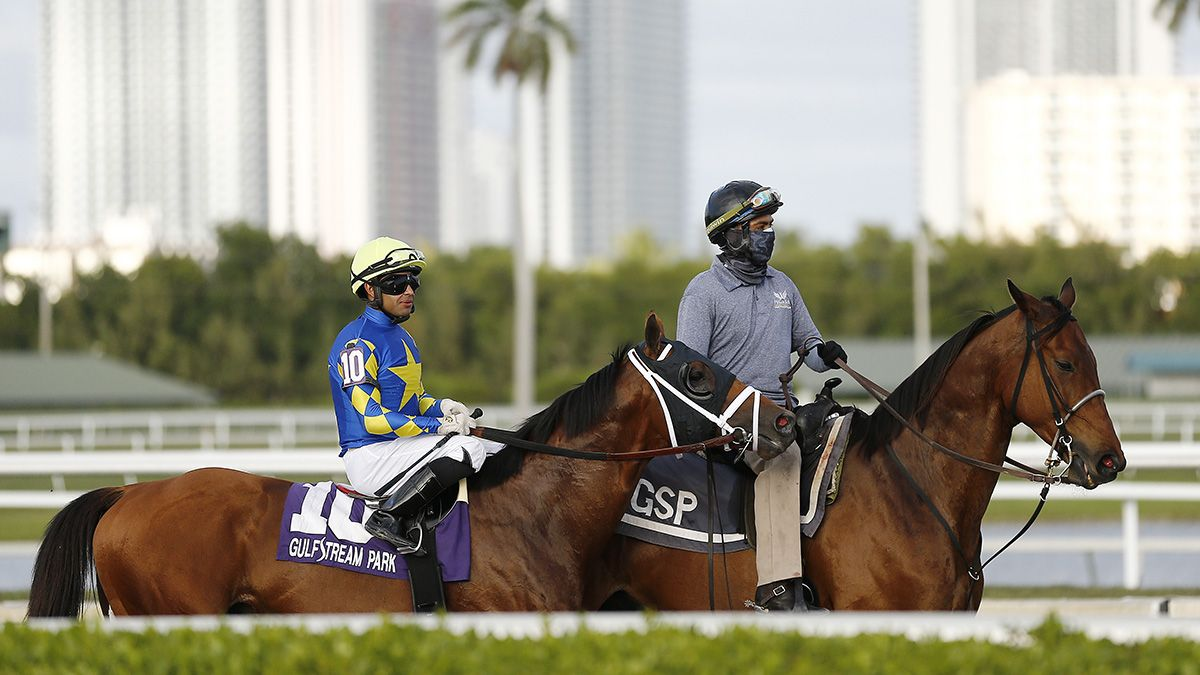 50 Cent Horse Racing Bet Pays Out $524,966, Fifth-Highest in U.S. History article feature image
