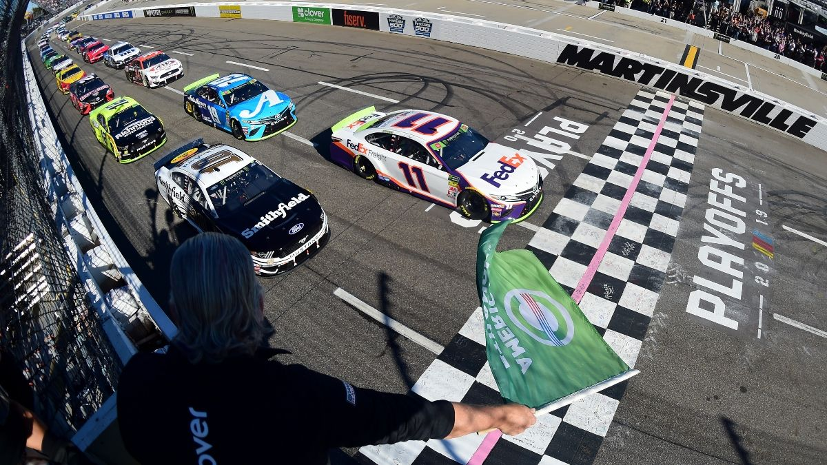 Virginia Governor Recommends Changes to NASCAR Wagering in State's Sports Betting Bill article feature image