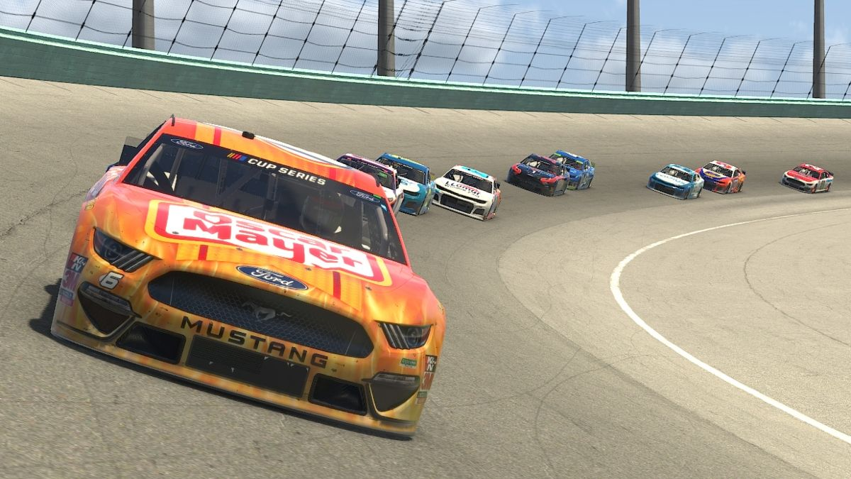 NASCAR iRacing at Richmond DraftKings Picks: Using Betting Odds to Find 2 Undervalued DFS Drivers article feature image