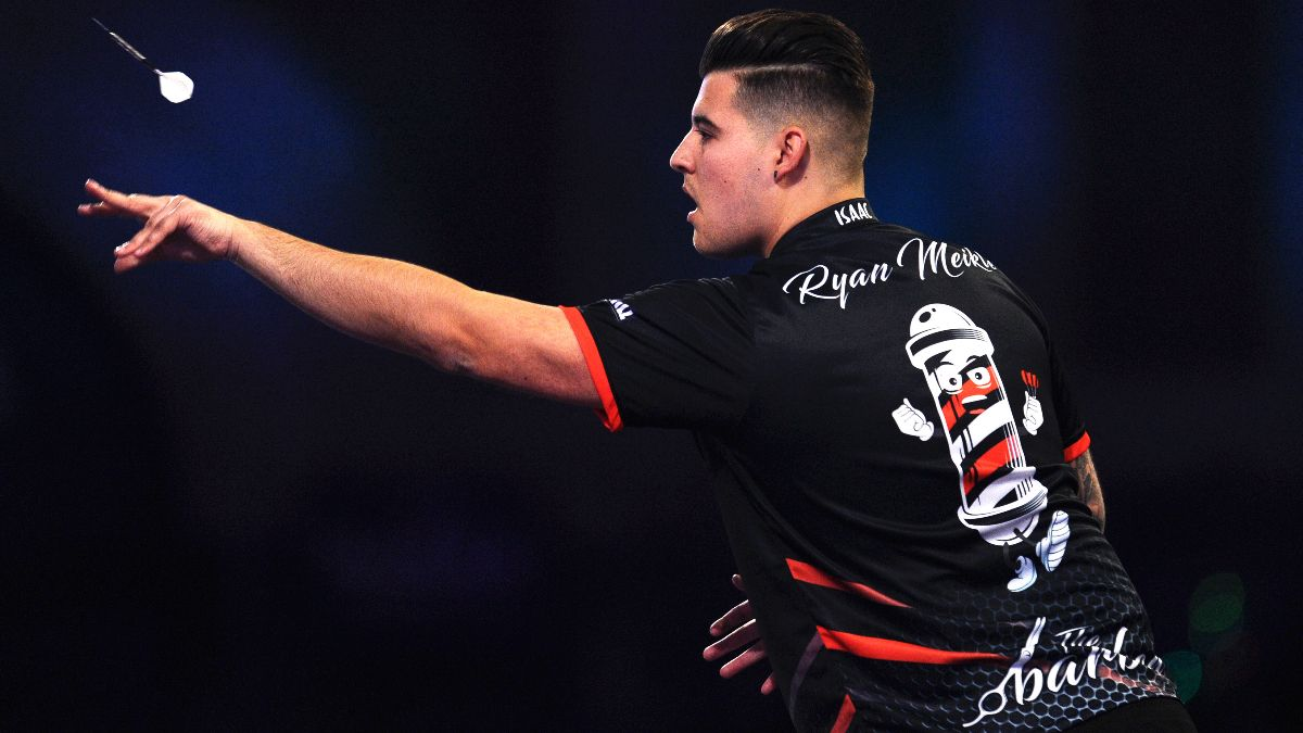 PDC Home Tour Darts Betting Odds, Preview and Picks for Day 7 (Thursday, April 23) article feature image