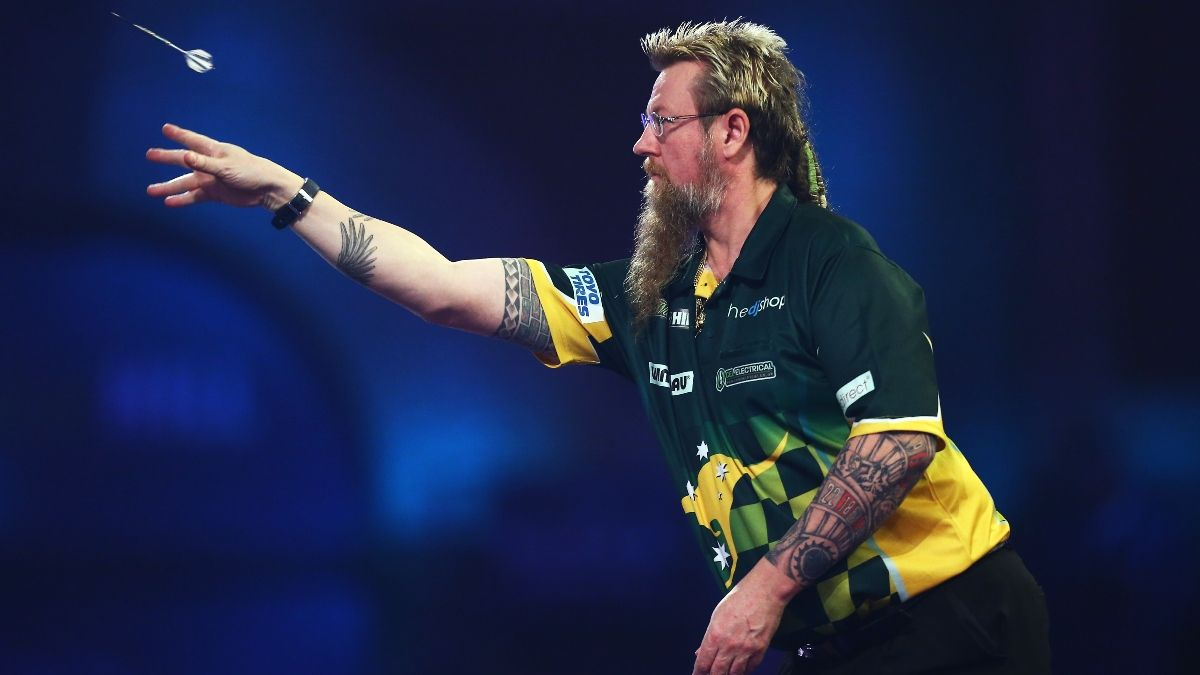 PDC Home Tour Darts Betting Odds, Preview and Picks for Day 11 (Monday, April 27) article feature image