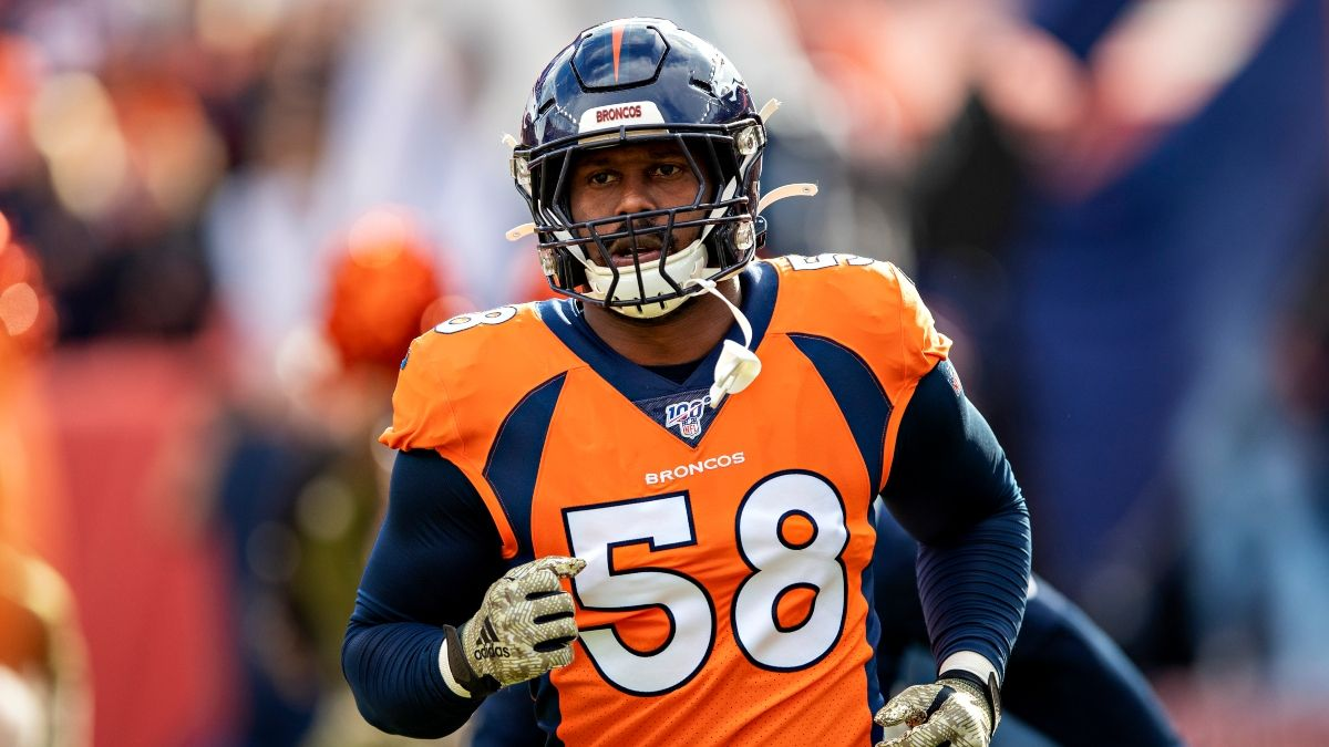 Denver Broncos NFL MVP Odds: How to Bet on Drew Lock, Von Miller & Jerry Jeudy article feature image