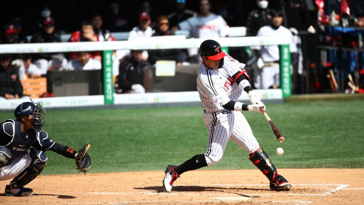 KBO, CPBL Odds, Picks & Betting Model (May 9): LG Twins vs. NC Dinos, Brothers vs. Monkeys article feature image