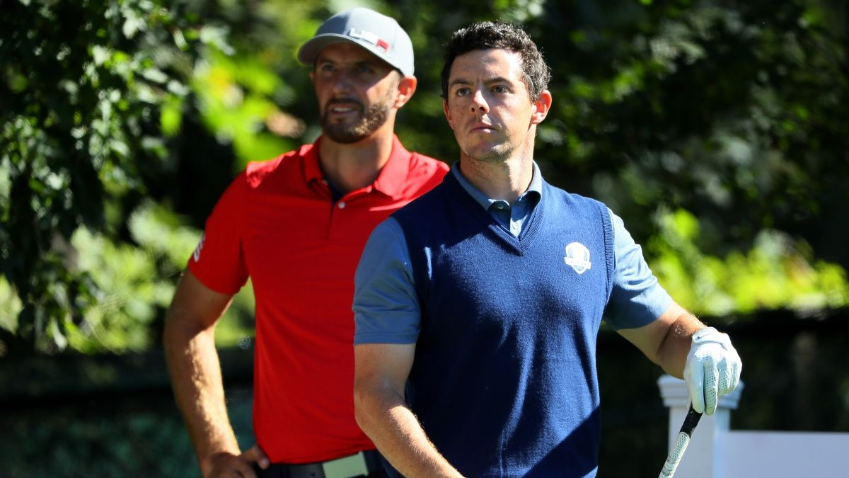 Rory McIlroy, Dustin Johnson, Rickie Fowler, Matthew Wolff to Play Televised Skins Game on May 17 article feature image