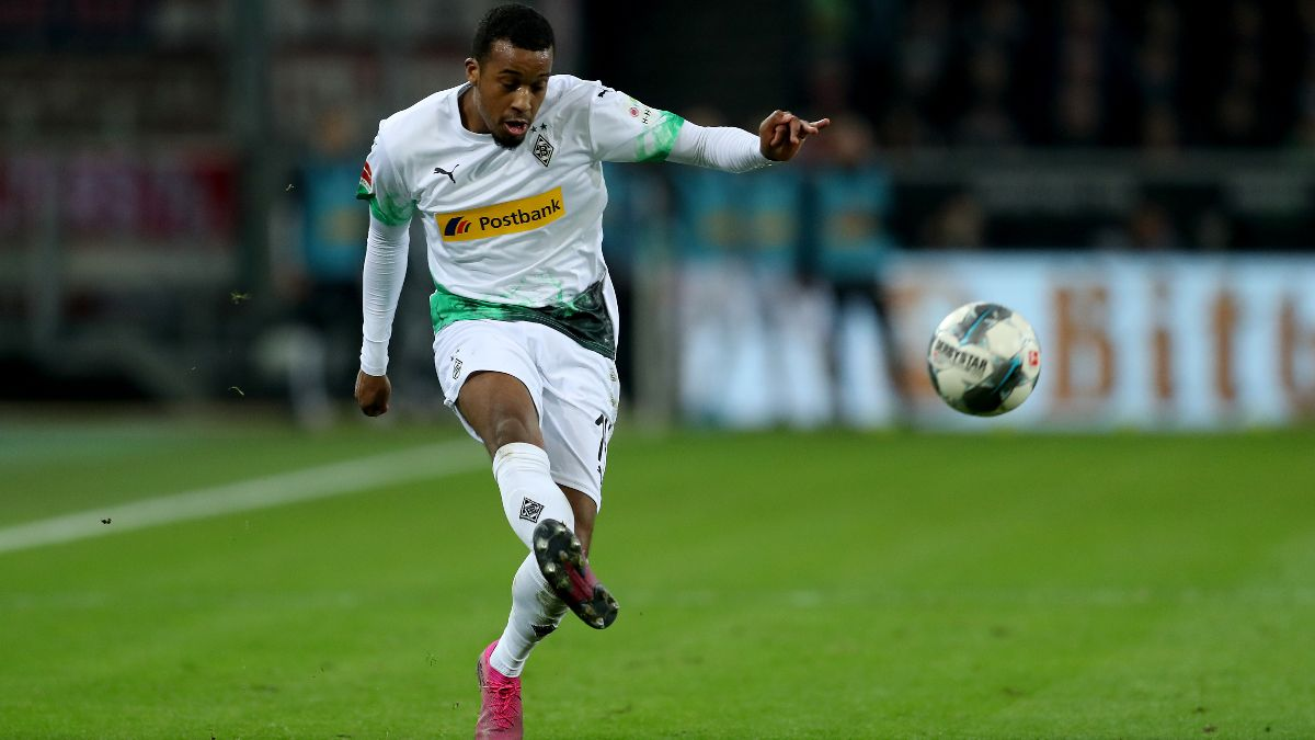 Bayer Leverkusen vs. Borussia Monchengladbach Updated Odds, Predictions and Picks: Will Gladbach Stay in the Bundesliga Title Race? (Saturday, May 23) article feature image