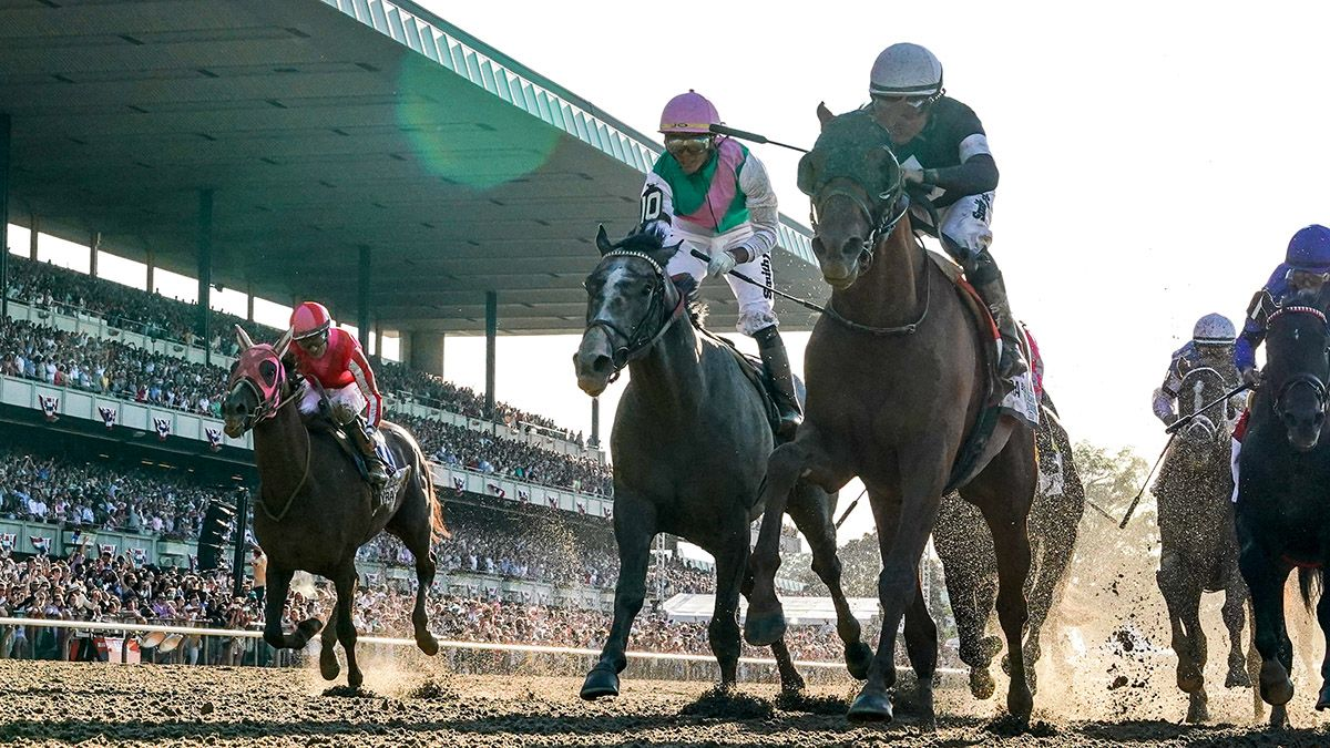 Sunday Horse Racing Best Bets: Picks for Belmont, Santa Anita, Woodbine article feature image