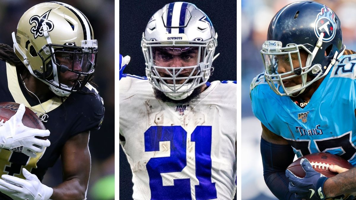 Best Ball RB Rankings & Tiers: The Best Draft Strategy For 2020 article feature image