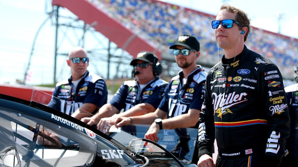 NASCAR Darlington Odds, Best Bets, DFS Picks & More: Everything You Need for Sunday's The Real Heroes 400 article feature image