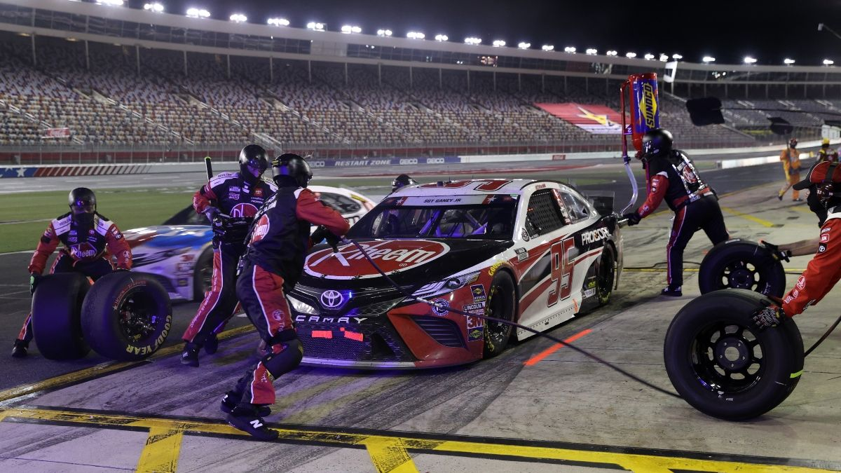 NASCAR Alsco Uniforms 500 at Charlotte Odds, Betting Picks: Target the Christopher Bell vs. Cole Custer Driver Matchup on Thursday Night article feature image