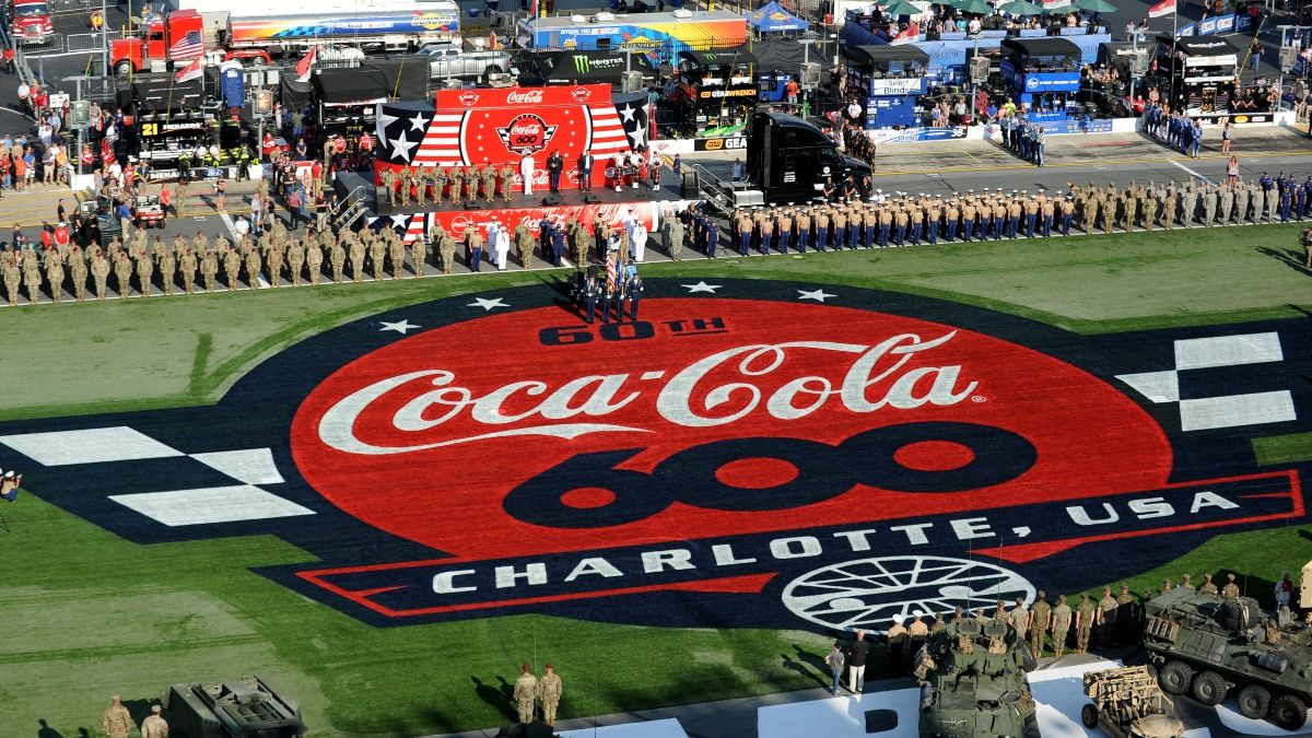 NASCAR Coca-Cola 600 at Charlotte Odds, Best Bets: 3 Picks for Sunday's Race article feature image
