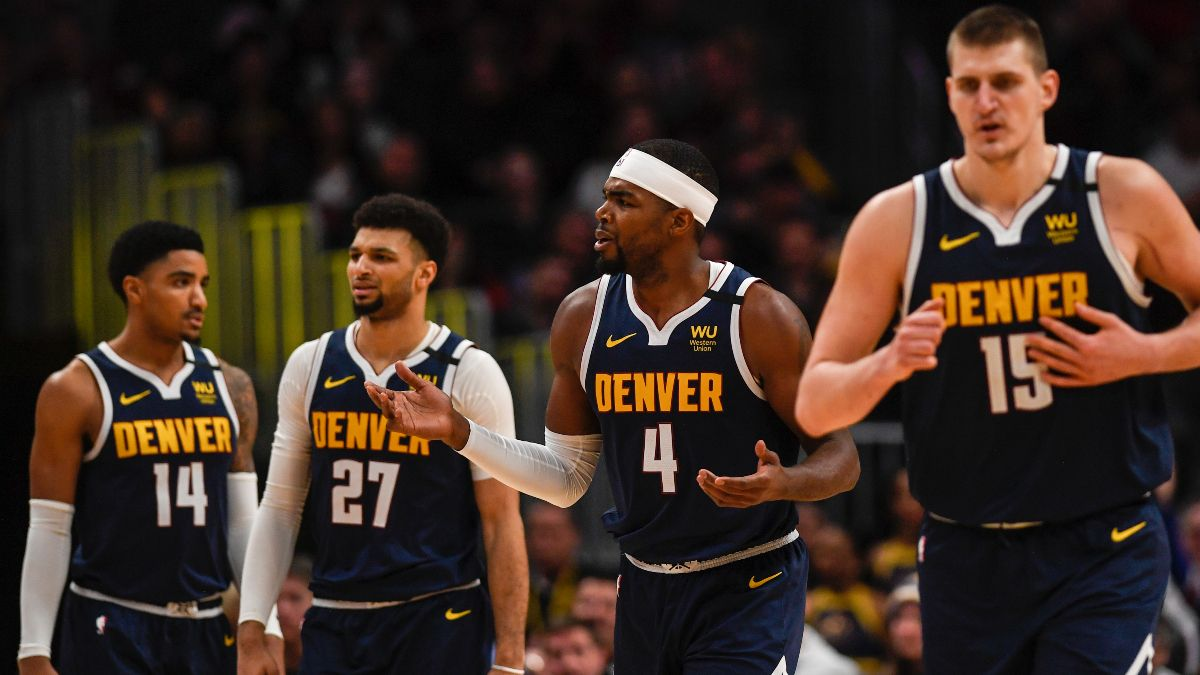 Moore: Will the Denver Nuggets Have Over or Under 2.5 Returning Starters Next Season? article feature image