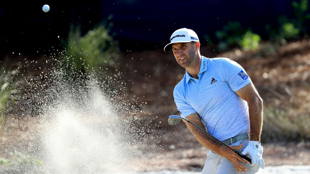 Sobel: Pros and Cons for Each Player in Sunday's TaylorMade Driving Relief Skins Match article feature image