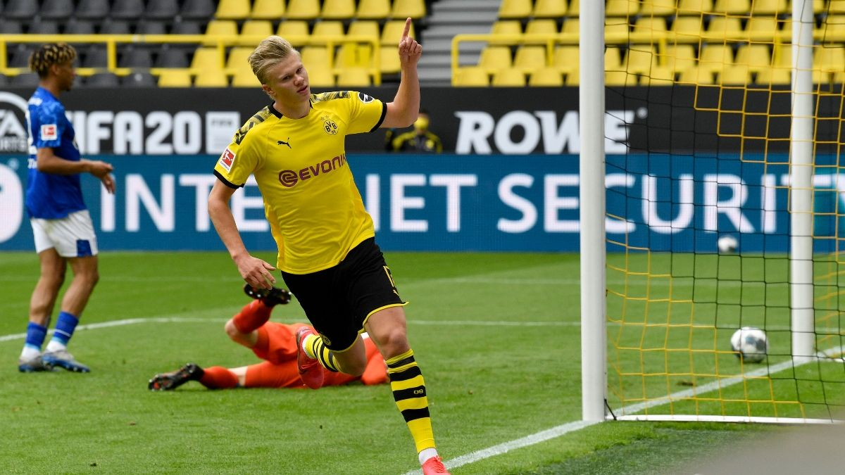 Borussia Dortmund vs. Wolfsburg Bundesliga Updated Odds, Picks and Predictions: Will BVB Struggle Against the Underdogs? (Saturday, May 23) article feature image