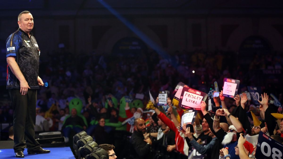 PDC Home Tour Darts Betting Odds, Preview and Picks for Day 19 (Tuesday, May 5) article feature image