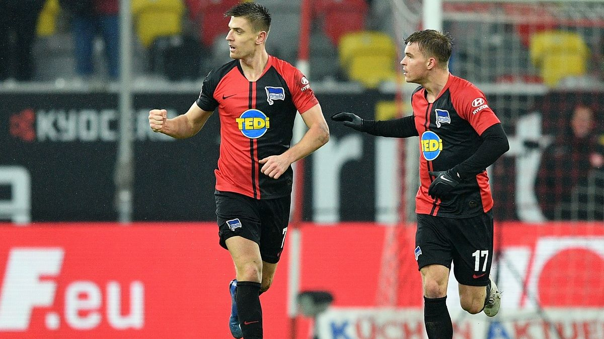 Hertha Berlin vs. Union Berlin Betting Odds, Pick and Prediction: How to Bet Friday's Bundesliga Match article feature image