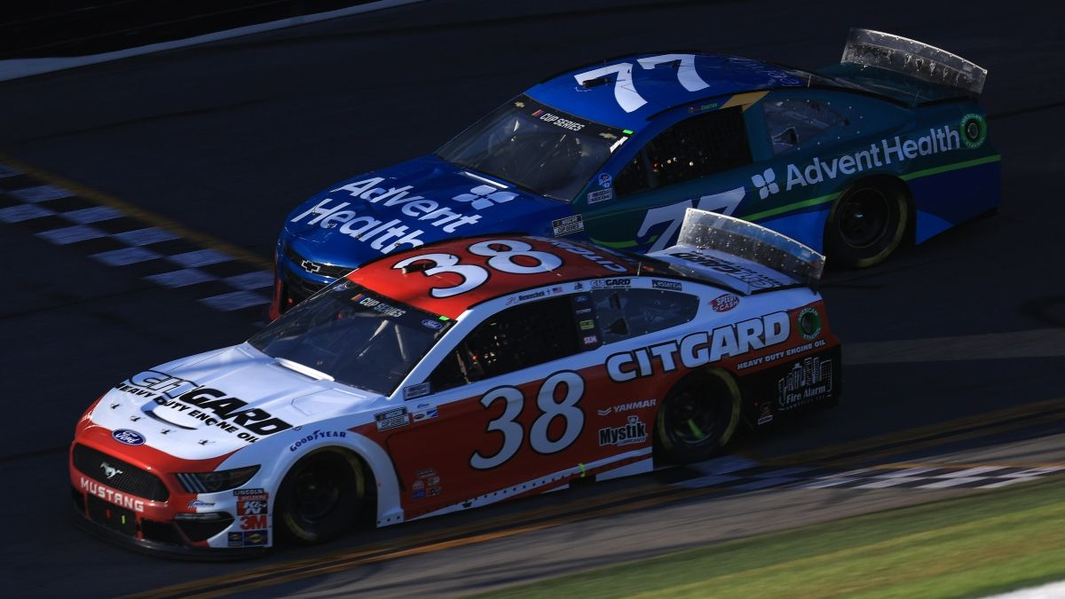 NASCAR Coca-Cola 600 at Charlotte Odds, Betting Pick: The 350-1 Longshot to Target on Sunday article feature image