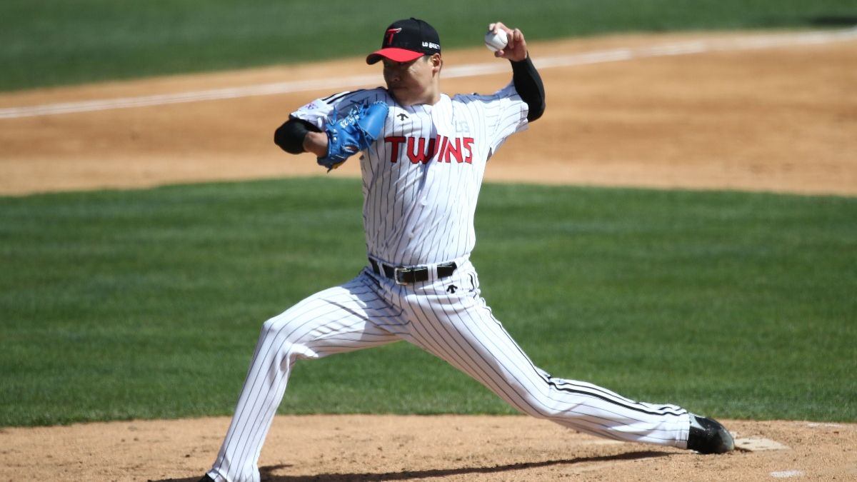 KBO Odds, Picks & Betting Model (May 8): Kia Tigers vs. Samsung Lions & More article feature image