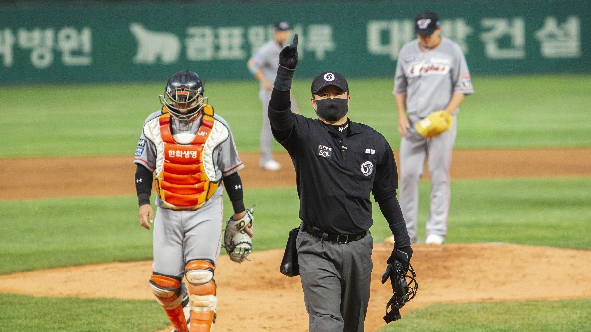 KBO Odds, Picks, Predictions & Betting Model (Wednesday, May 13): Can SK Wyverns Break Losing Streak vs. LG Twins? article feature image