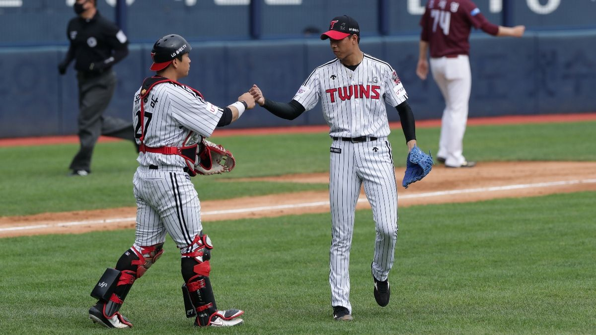 KBO Picks, Odds & Betting Model (Sunday, May 17): Who Should Be Favored in Kiwoom Heroes vs. LG Twins article feature image