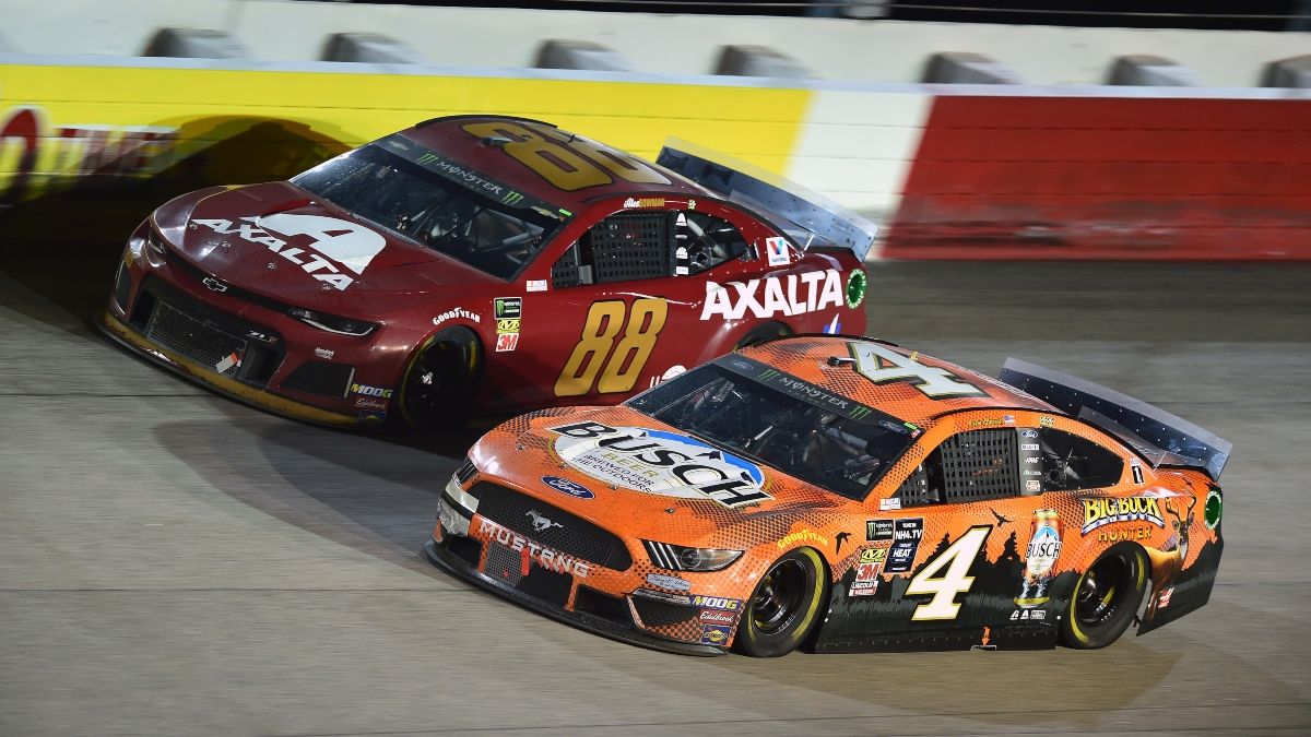 NASCAR at Darlington DraftKings Picks & DFS Strategy: Analysis & Tips for Sunday's The Real Heroes 400 article feature image