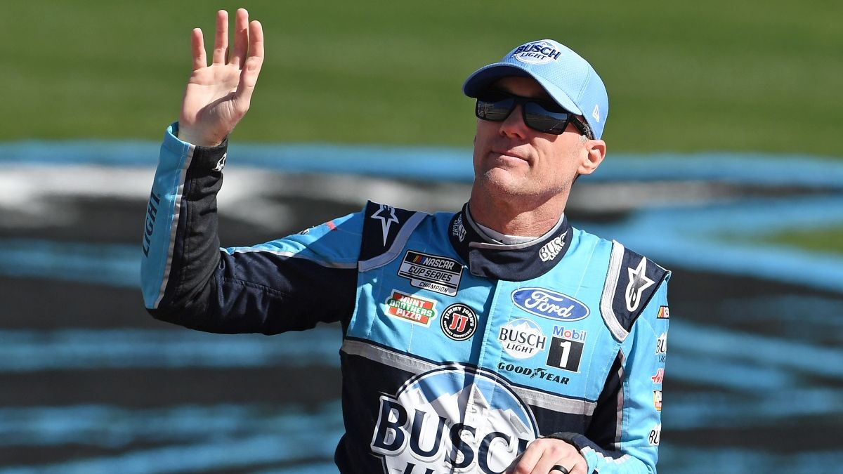 Updated 2020 NASCAR Cup Series Championship Odds: Harvick the Title Favorite Ahead of Sunday's The Real Heroes 400 at Darlington article feature image