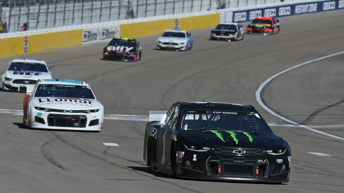 NASCAR at Darlington Best Bet Picks & Predictions: The 2 Drivers Offering Value for Sunday's The Real Heroes 400 article feature image