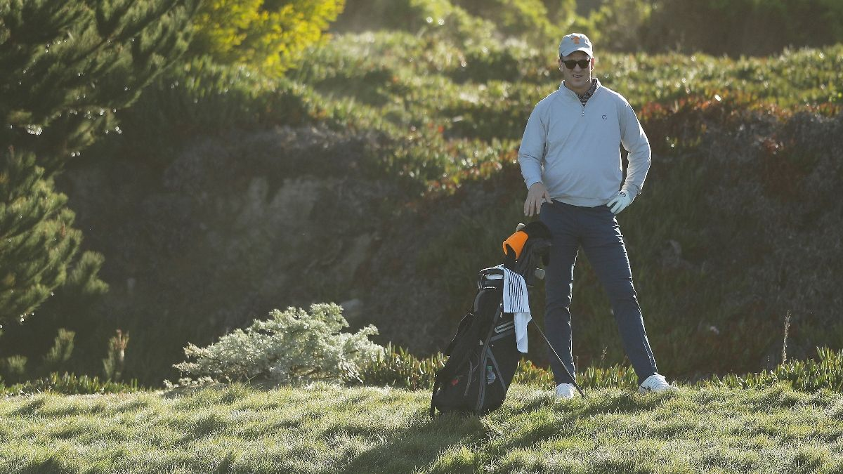 How Good of Golfers Are Tom Brady & Peyton Manning? TOUR Pros Handicap the Former NFLers in Tiger vs. Phil II article feature image