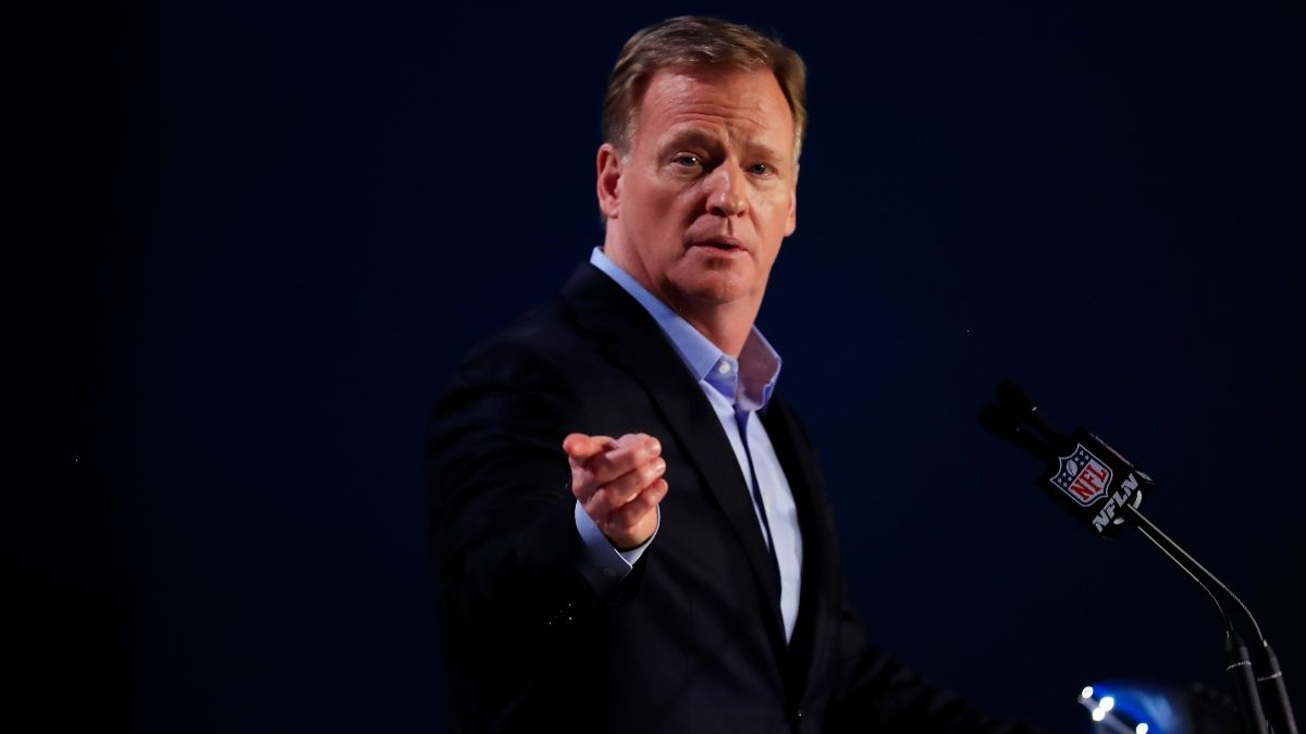 NFL Announces Only Official Sports Betting Partnerships article feature image