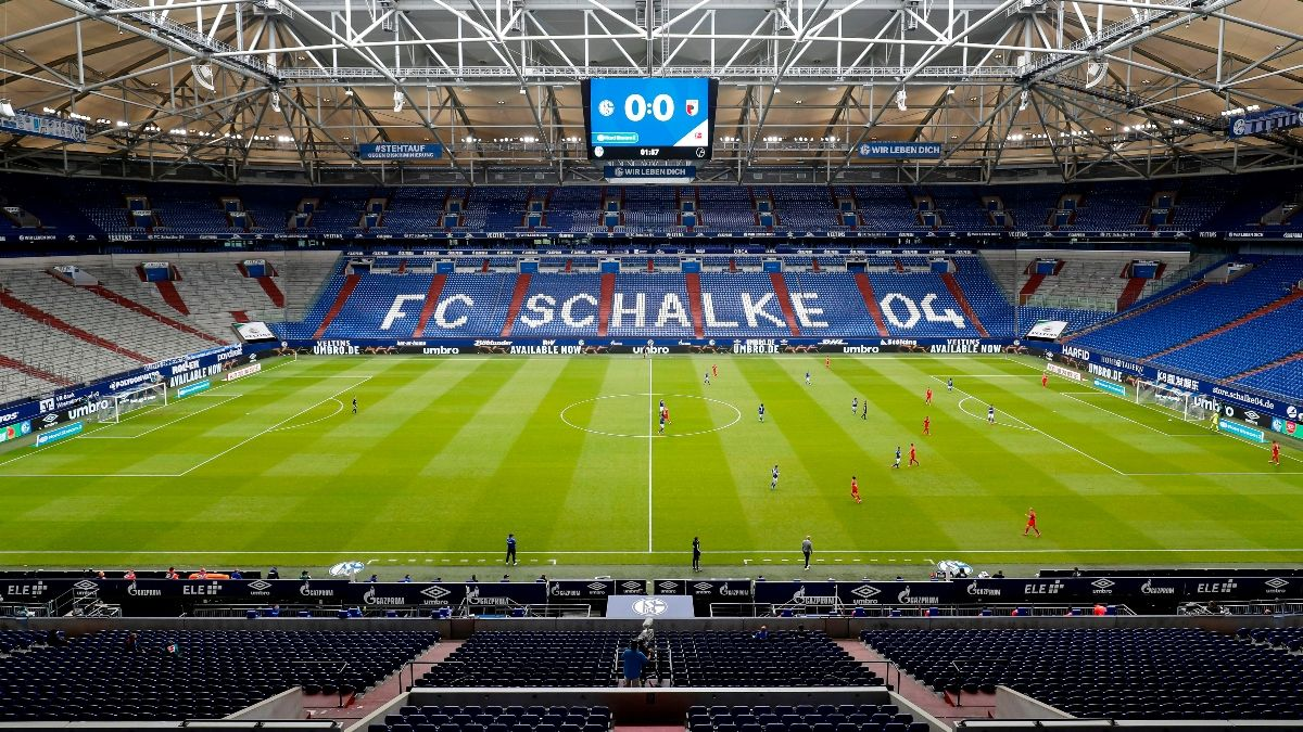 Bundesliga Odds & Picks: Fortuna Dusseldorf vs. Schalke Betting Preview for Wednesday article feature image