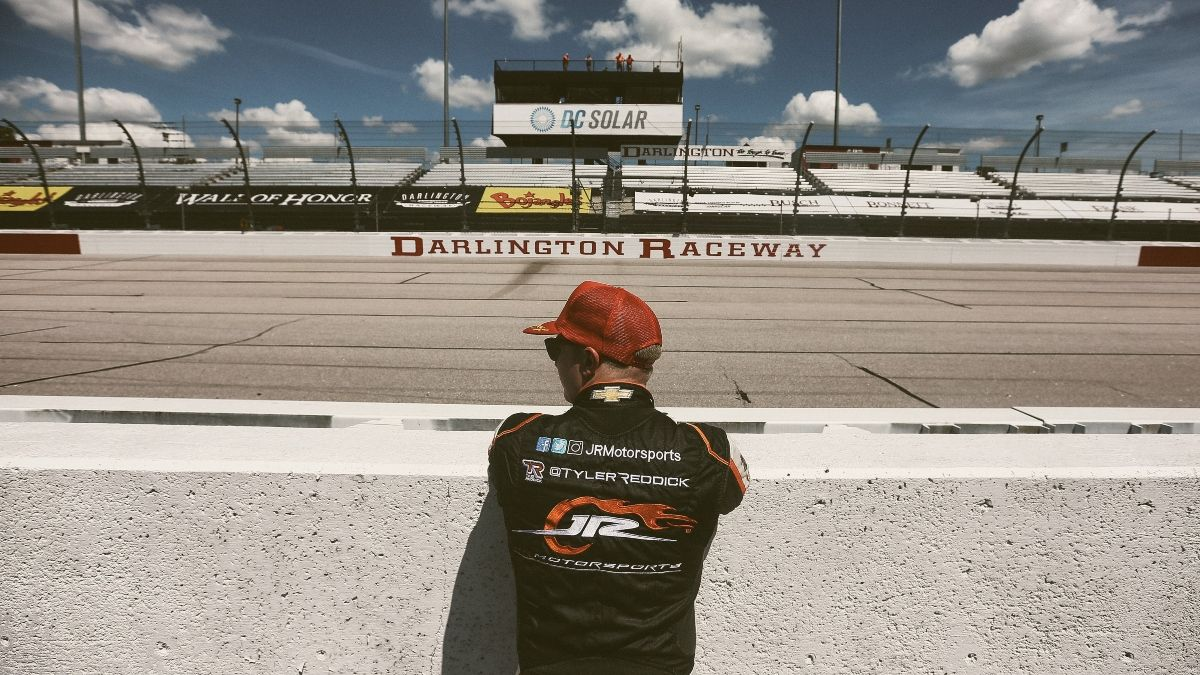 NASCAR at Darlington Odds, Best Bet Pick: The +175 Prop Bet to Target for Sunday's The Real Heroes 400 article feature image