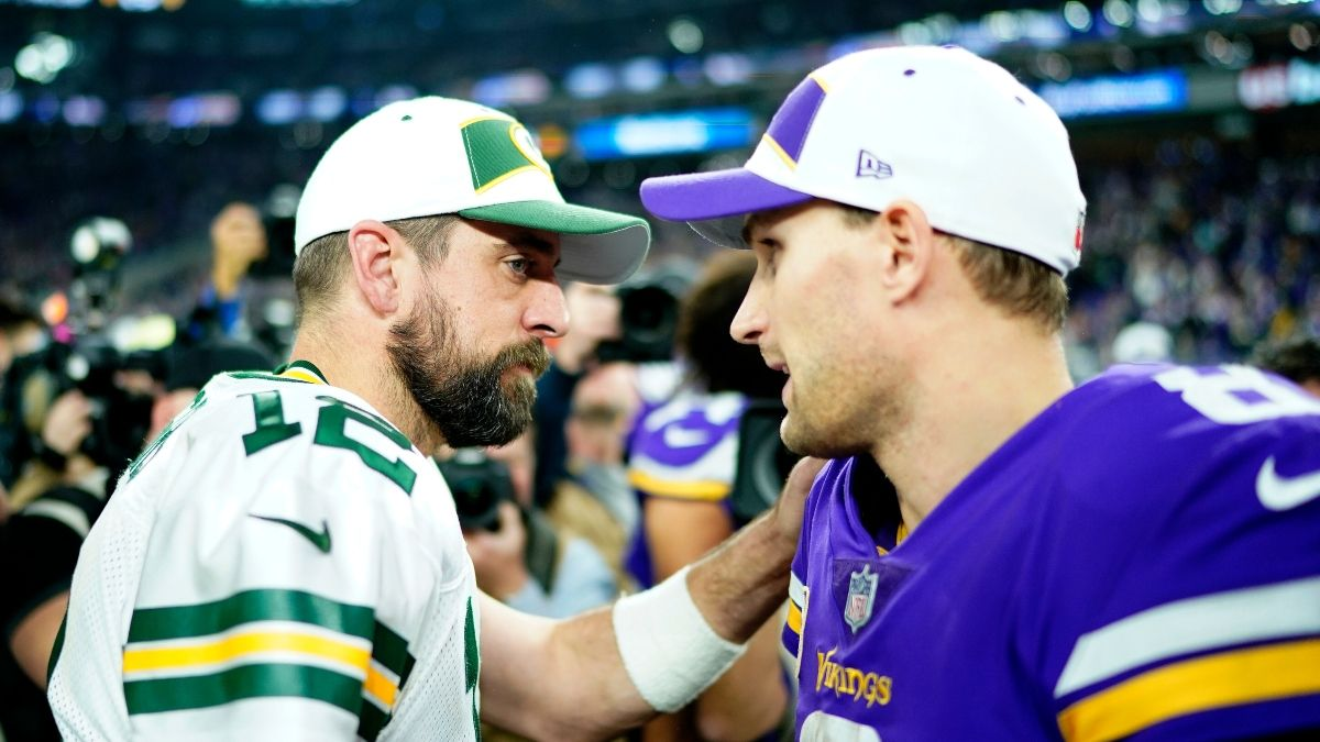 Vikings vs. Packers Odds & Picks: How To Still Find Betting Value Sunday article feature image