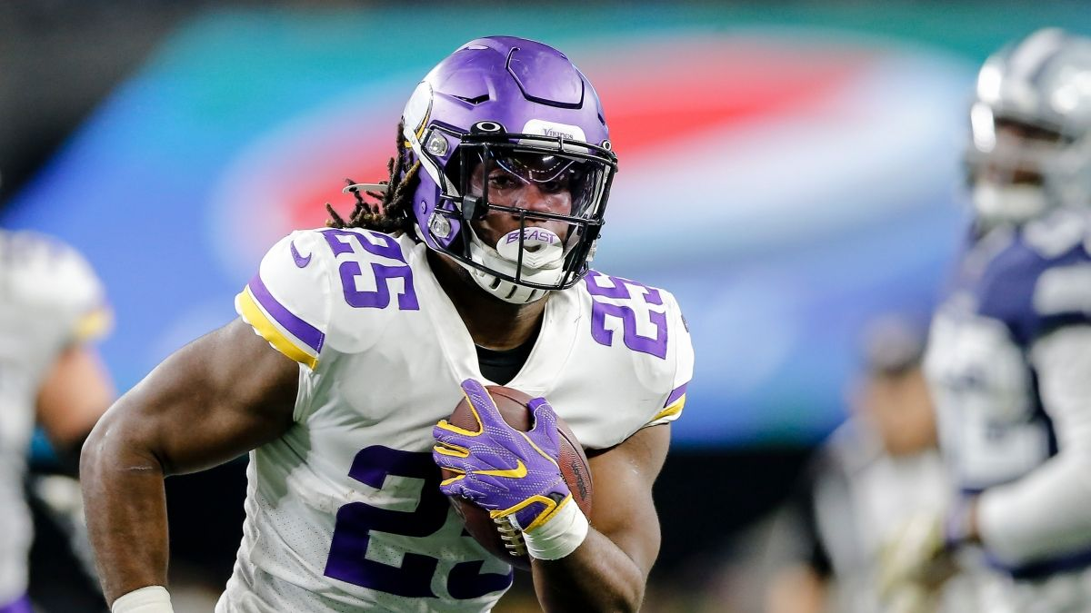 Should You Start Alexander Mattison in Fantasy Football Week 5? Updated Rankings With Dalvin Cook Out for Vikings article feature image