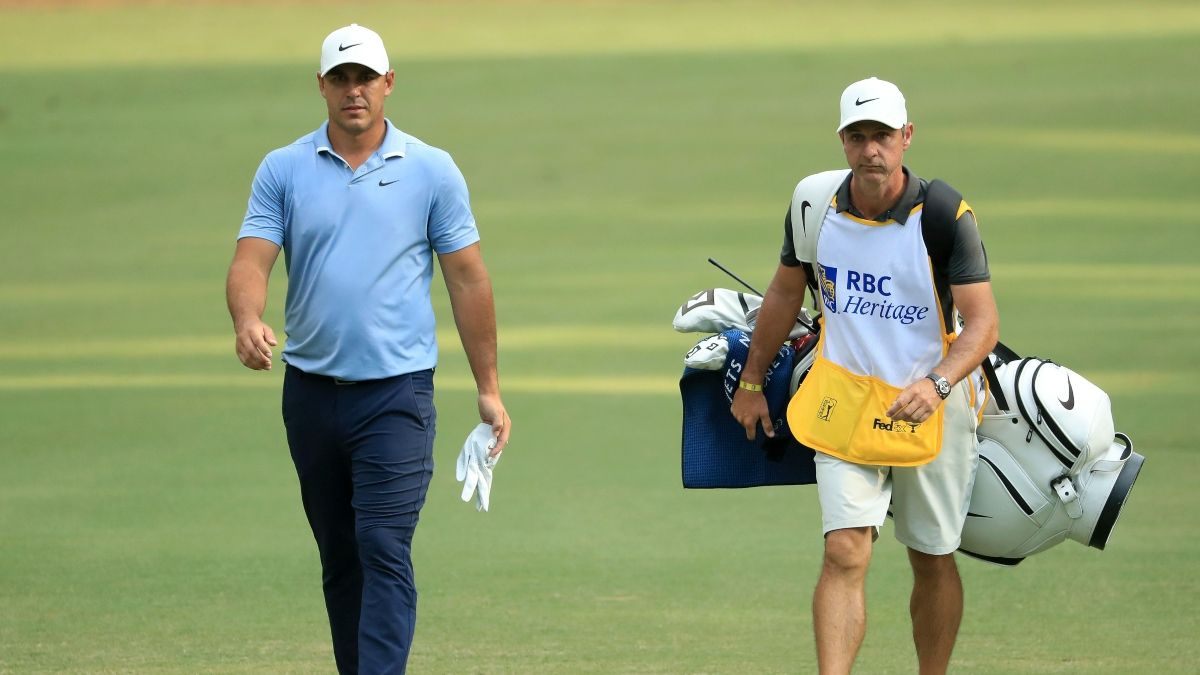Travelers Championship Withdrawals & Updated Odds: Brooks Koepka Out After Caddie Tests Positive for COVID-19 article feature image