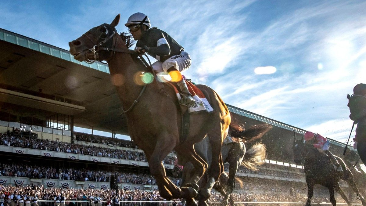 Thursday Horse Racing Best Bets & Exotics: Picks, Previews for 3 Belmont Races article feature image