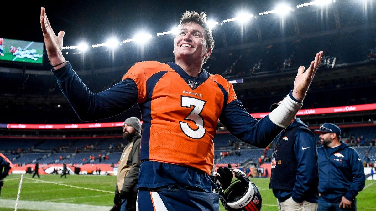 Local Longshots: Colorado Bettors All Over Drew Lock to Win NFL MVP article feature image