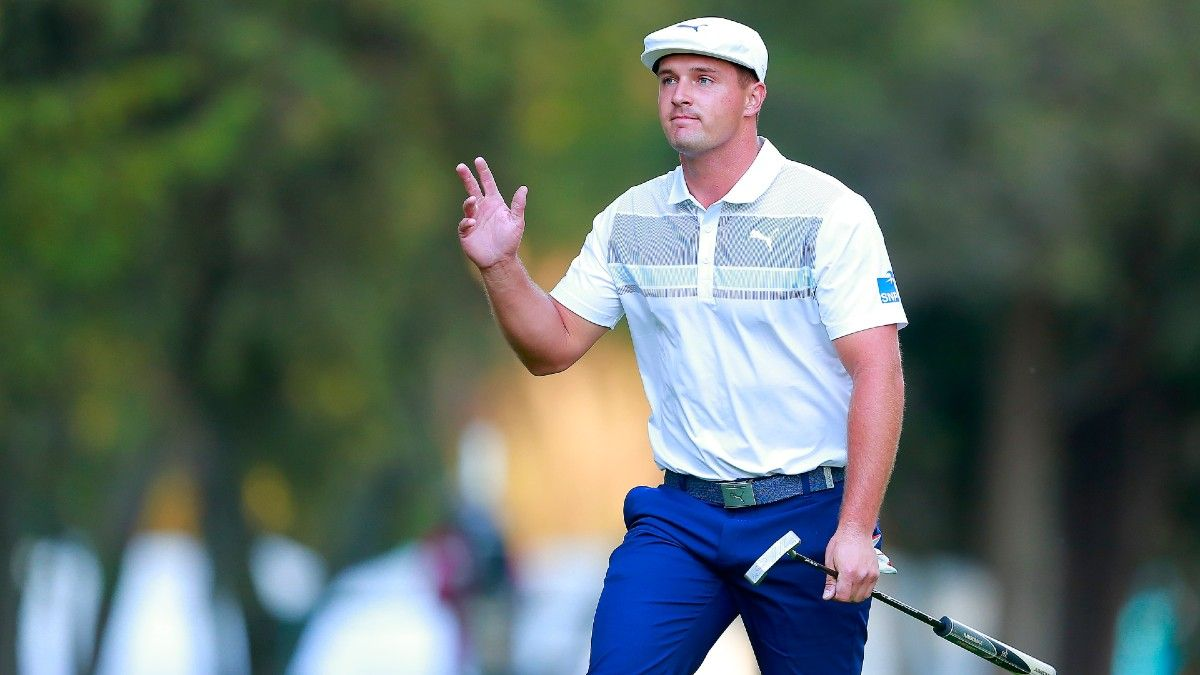 Wilson's Travelers Championship Matchup Bets & Picks: DeChambeau Domination & a Bonus Top 20 Longshot article feature image
