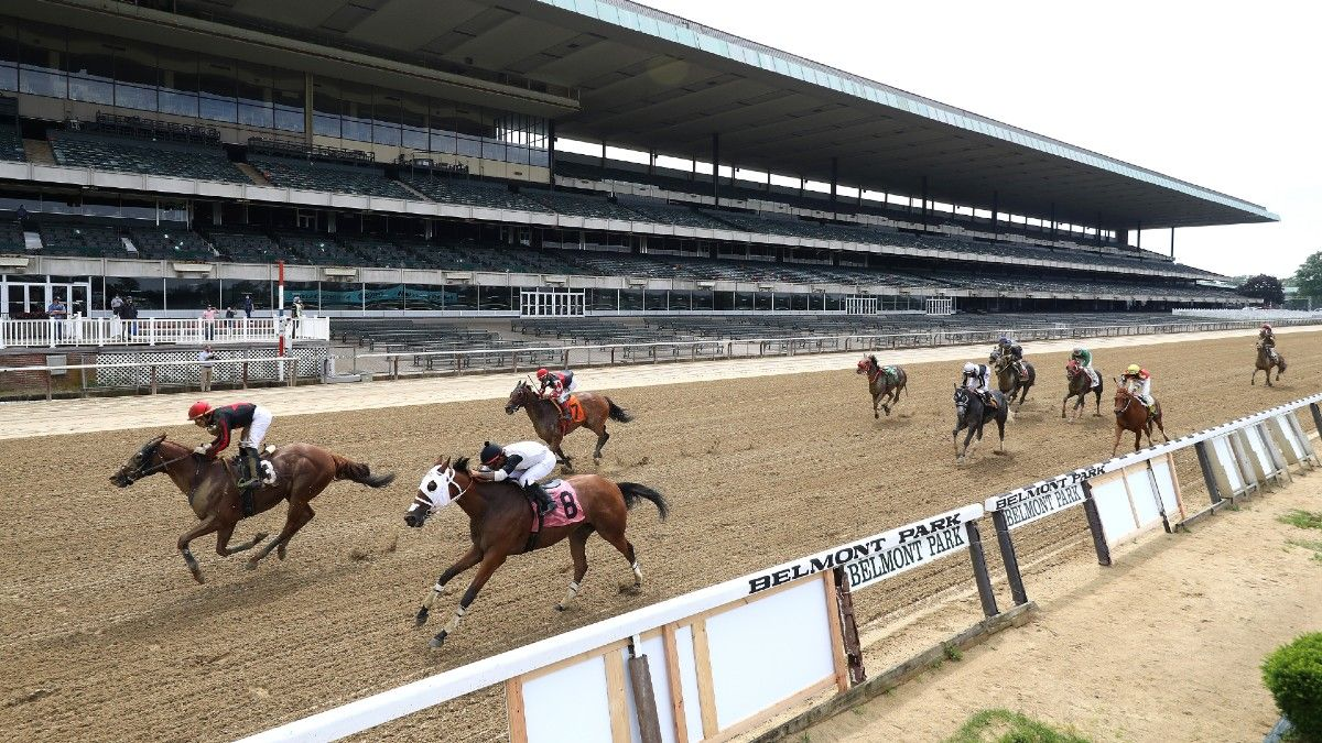 Friday Horse Racing Best Bets & Exotics Picks: Back to Belmont (June 12) article feature image