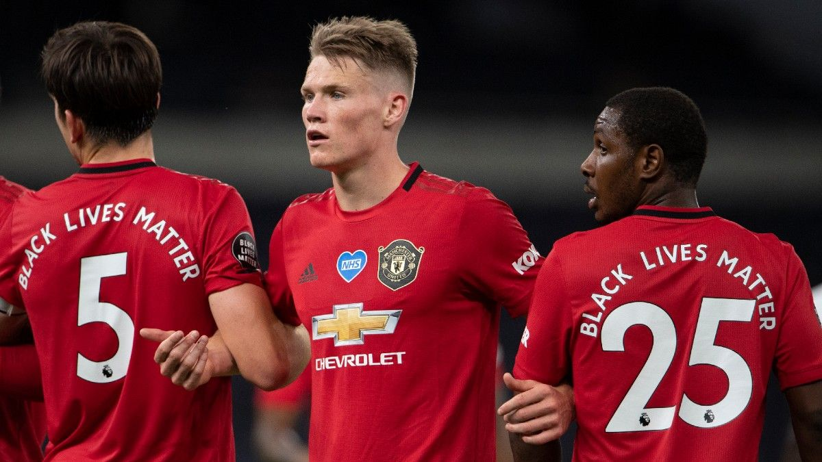 Premier League Odds, Picks, Predictions: Manchester United vs. Sheffield United Preview (Wednesday, June 24) article feature image