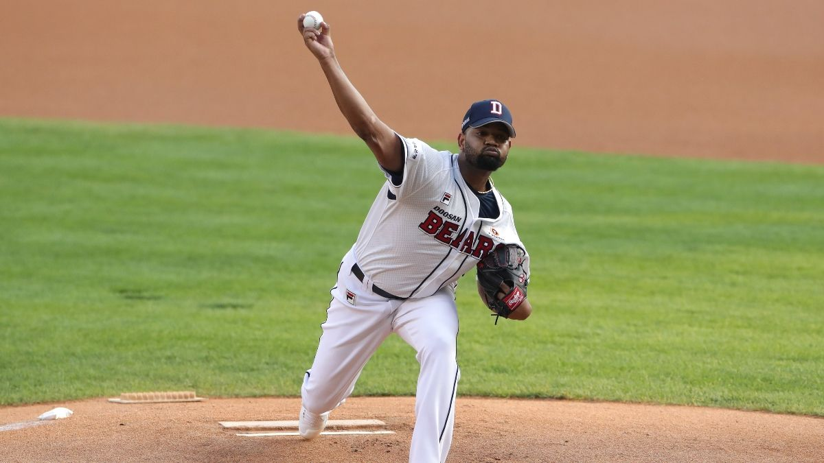KBO & NPB Picks & Betting Odds (Saturday, June 27): Can Alcantara, Bears, Cool Down the Dinos With High Heat? article feature image