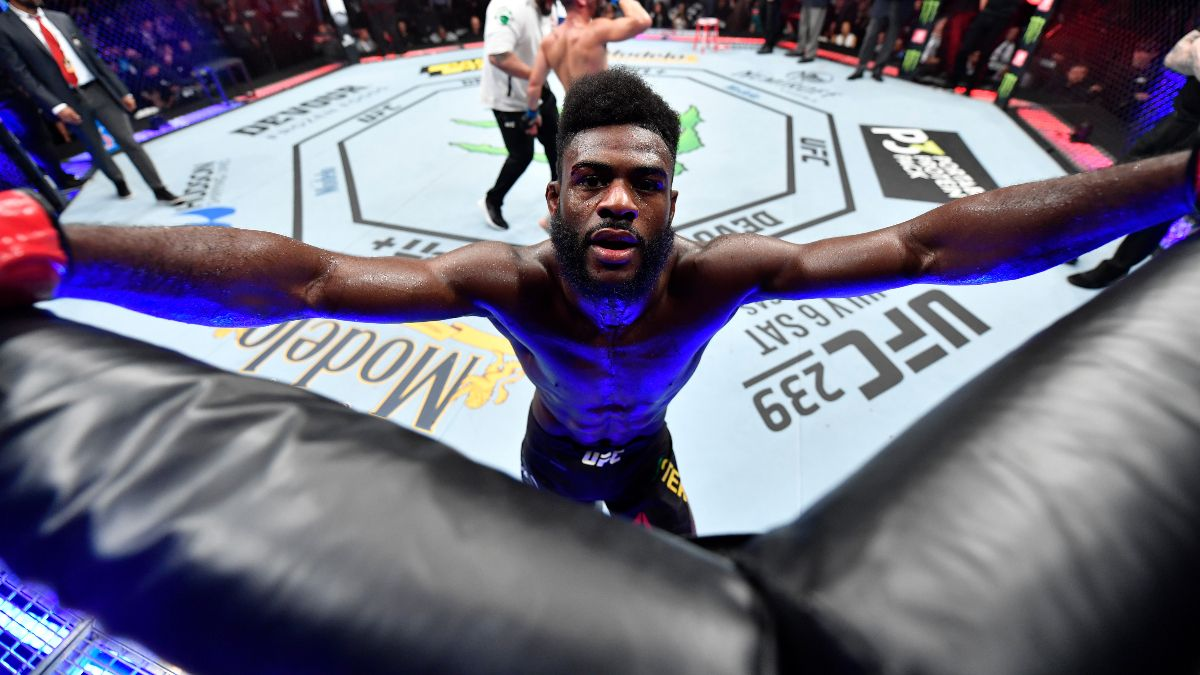 Aljamain Sterling vs. Cory Sandhagen Odds, Picks & Prediction: Can 'Funk Master' Become the No. 1 Contender? article feature image